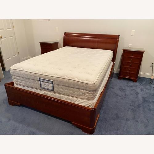 Used Grange Full Bed for sale on AptDeco