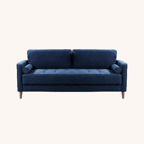 Used Mercury Row Square Arm Sofa for sale on AptDeco