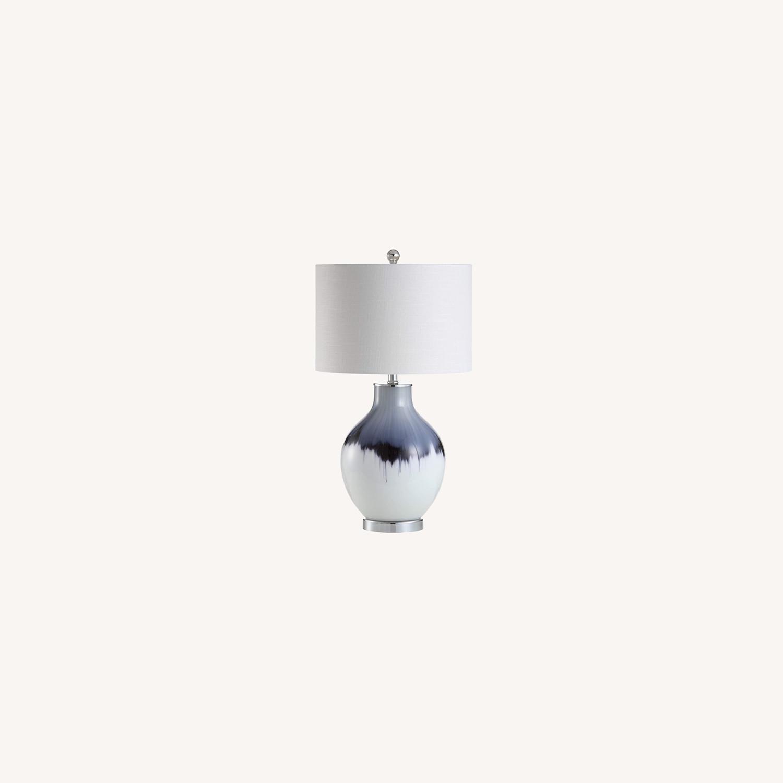 """Set of 2 Jonathan Y Mia 27"""" Lamps - image-0"""