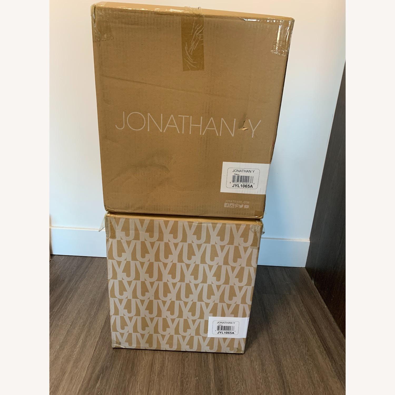 """Set of 2 Jonathan Y Mia 27"""" Lamps - image-3"""