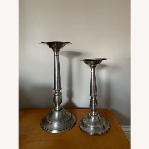 Used Pottery Barn Candle Holders for sale on AptDeco