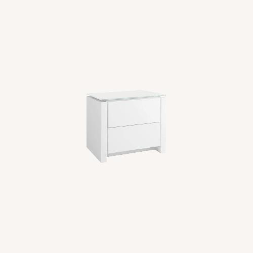 Used Calligaris MAG Nightstand White for sale on AptDeco