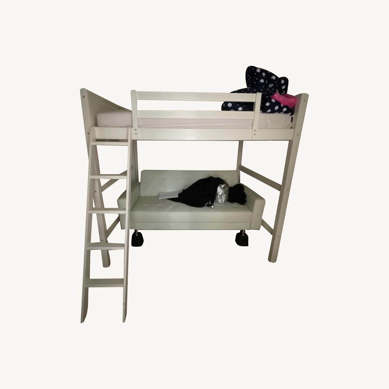 Dorel Home Products Full Size Loft Bed - image-0
