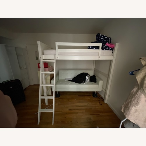 Used Dorel Home Products Full Size Loft Bed for sale on AptDeco