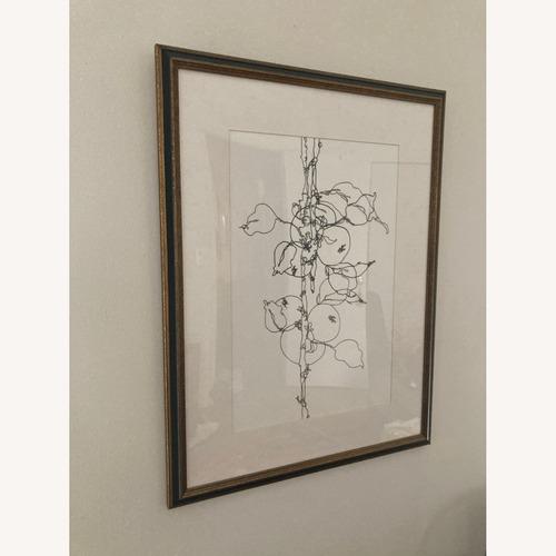 Used Anthropologie Apple Tree 1 Wall Art by Ashleigh Ninos for sale on AptDeco
