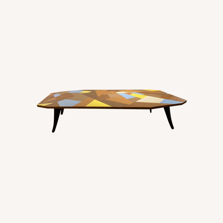 Colorful Eyecatcher Designer Table - image-0