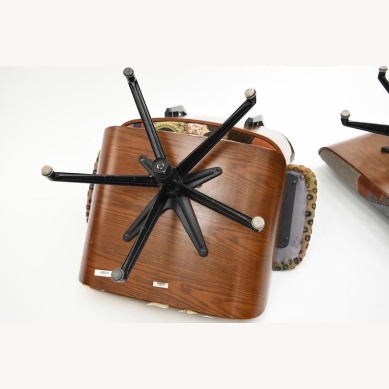 Saarinen & Eames Bokja Couture Eames Style Lounge - image-9