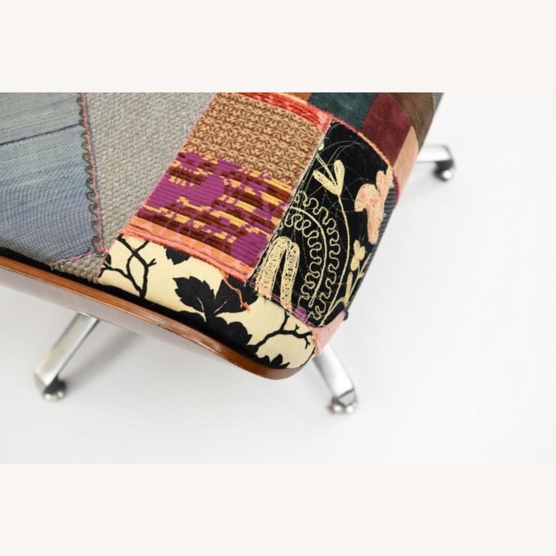 Saarinen & Eames Bokja Couture Eames Style Lounge - image-10