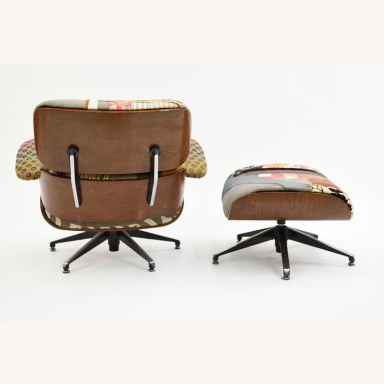 Saarinen & Eames Bokja Couture Eames Style Lounge - image-7