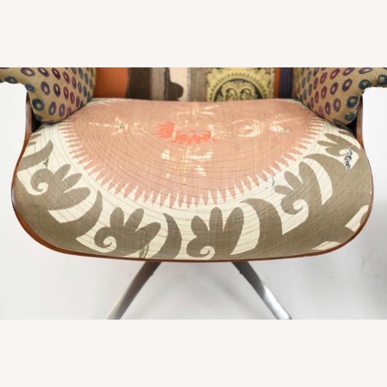 Saarinen & Eames Bokja Couture Eames Style Lounge - image-8