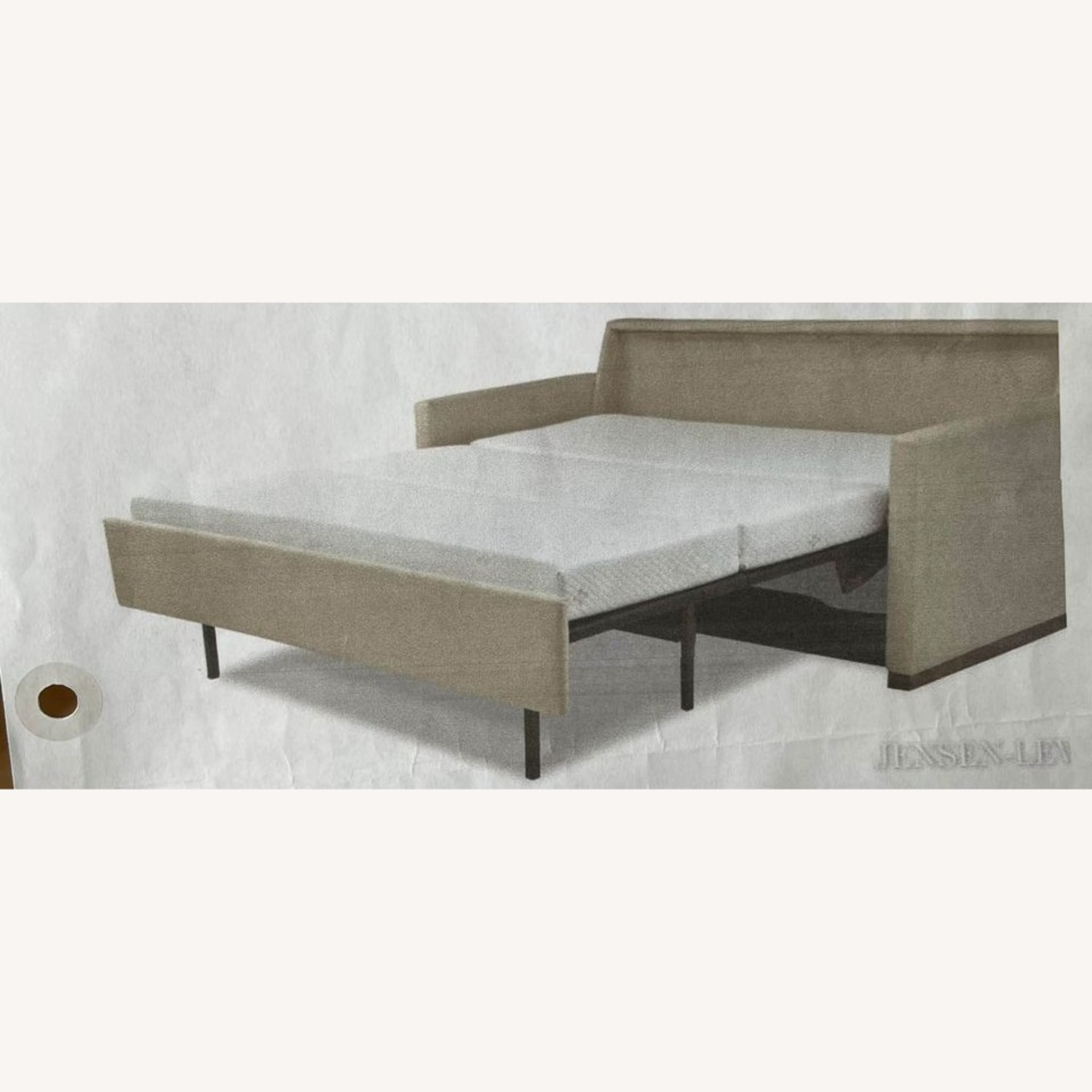 American Leather Queen Comfort Sleeper - image-5