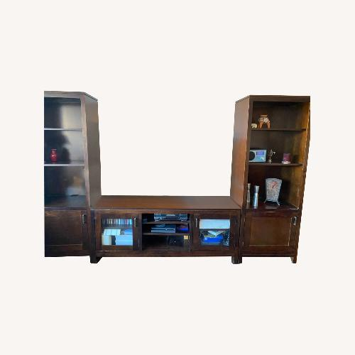 Used Crate & Barrel Media Console for sale on AptDeco