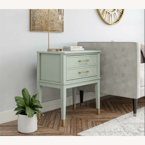 Used Cosmoliving Nightstand for sale on AptDeco