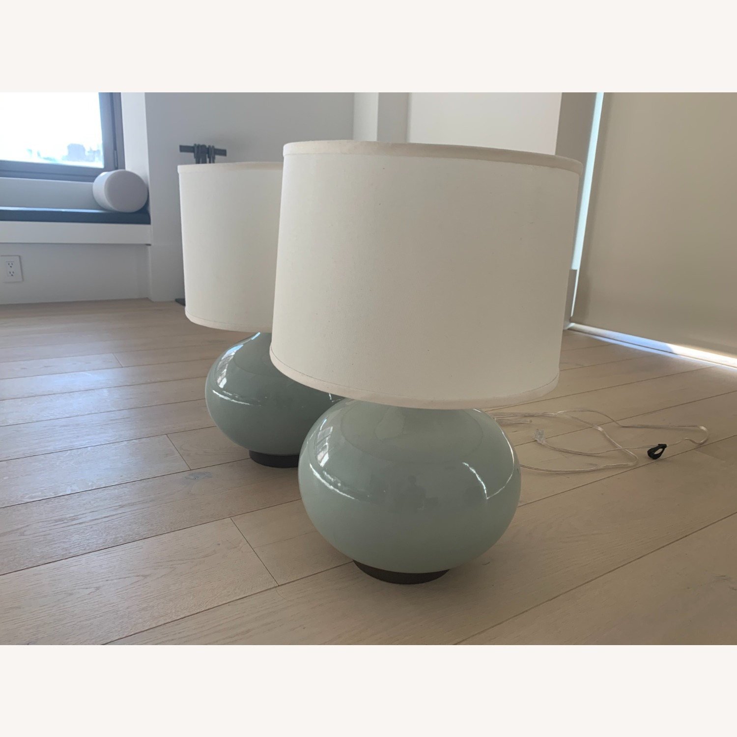 Crate & Barrel Merie Table Lamps (set of 2) - image-2