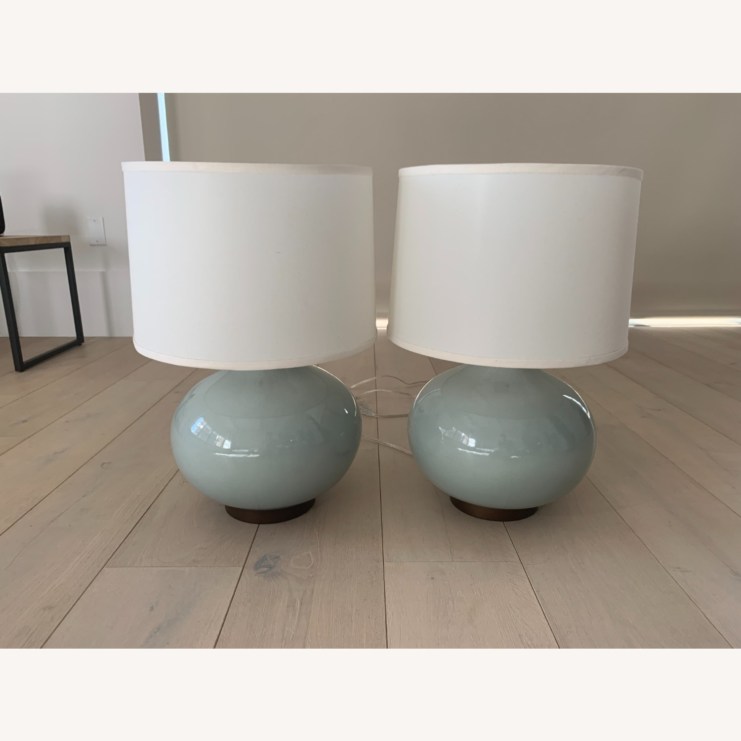 Crate & Barrel Merie Table Lamps (set of 2) - image-1