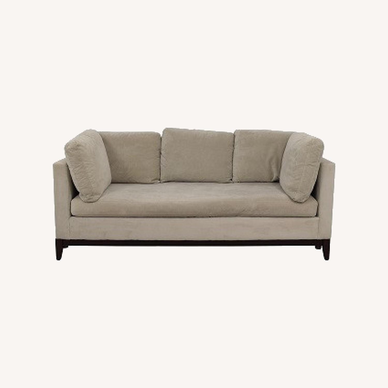 West Elm Verona/Silver Blake Sofa - image-0