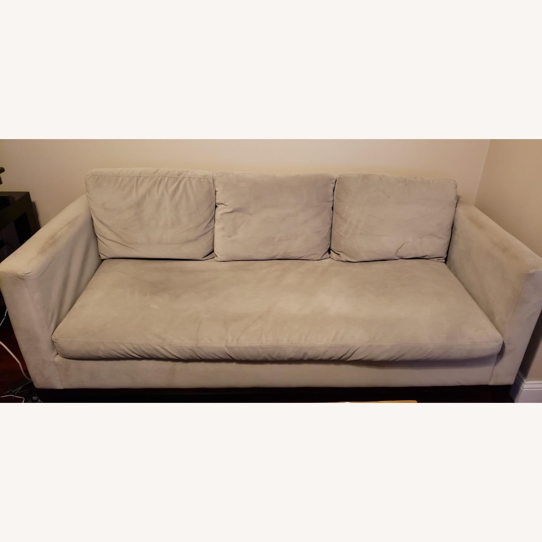 West Elm Verona/Silver Blake Sofa - image-2