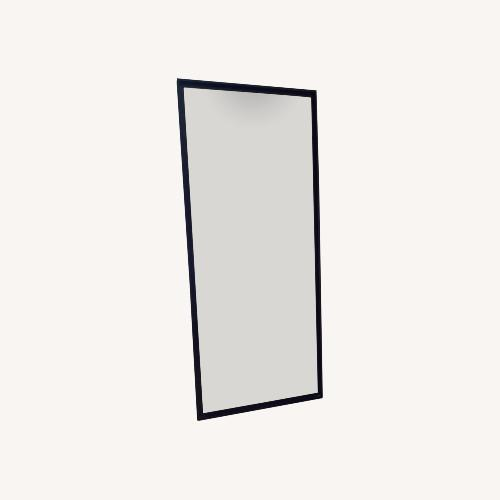 Used West Elm Chic Large Floor Mirror for sale on AptDeco