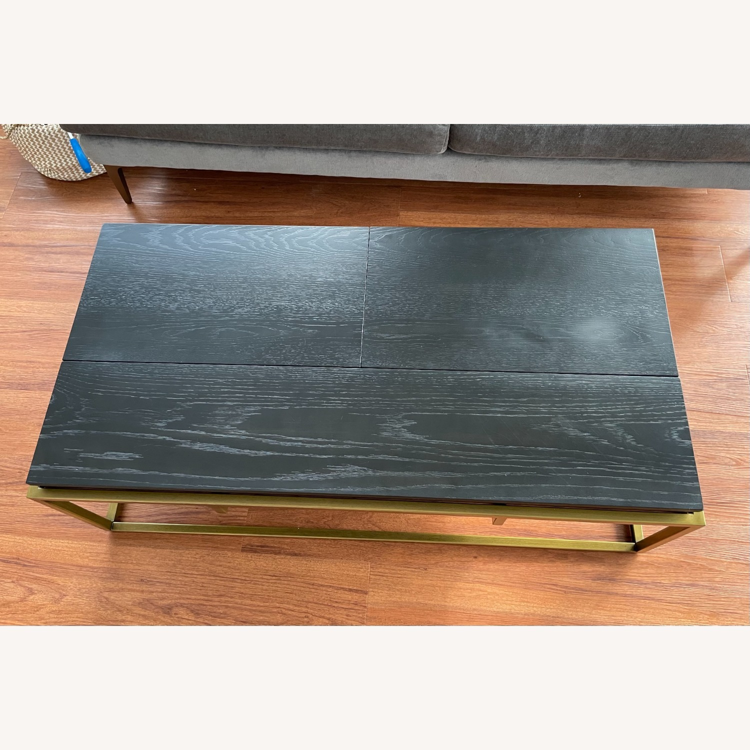 Article Oscuro Black Storage Coffee Table - image-10