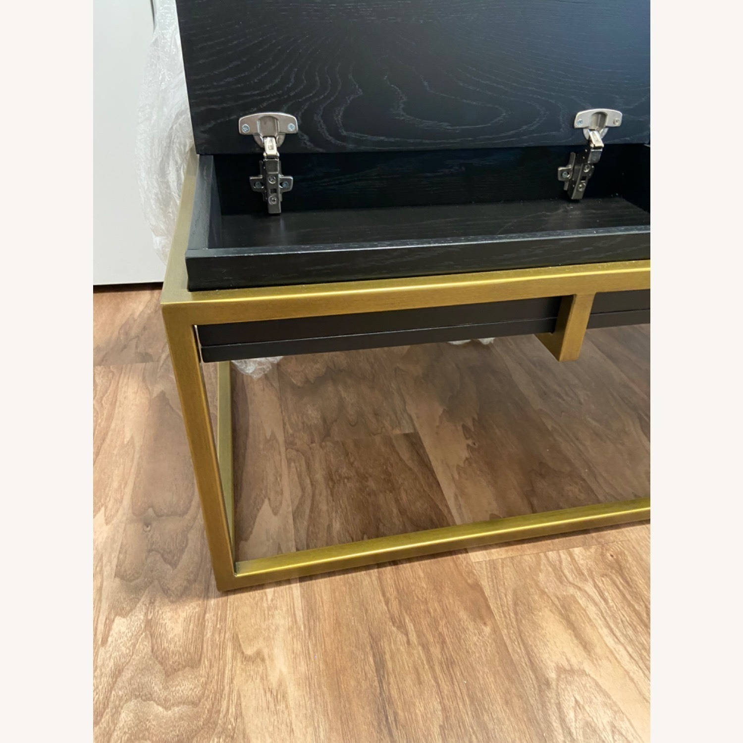Article Oscuro Black Storage Coffee Table - image-2