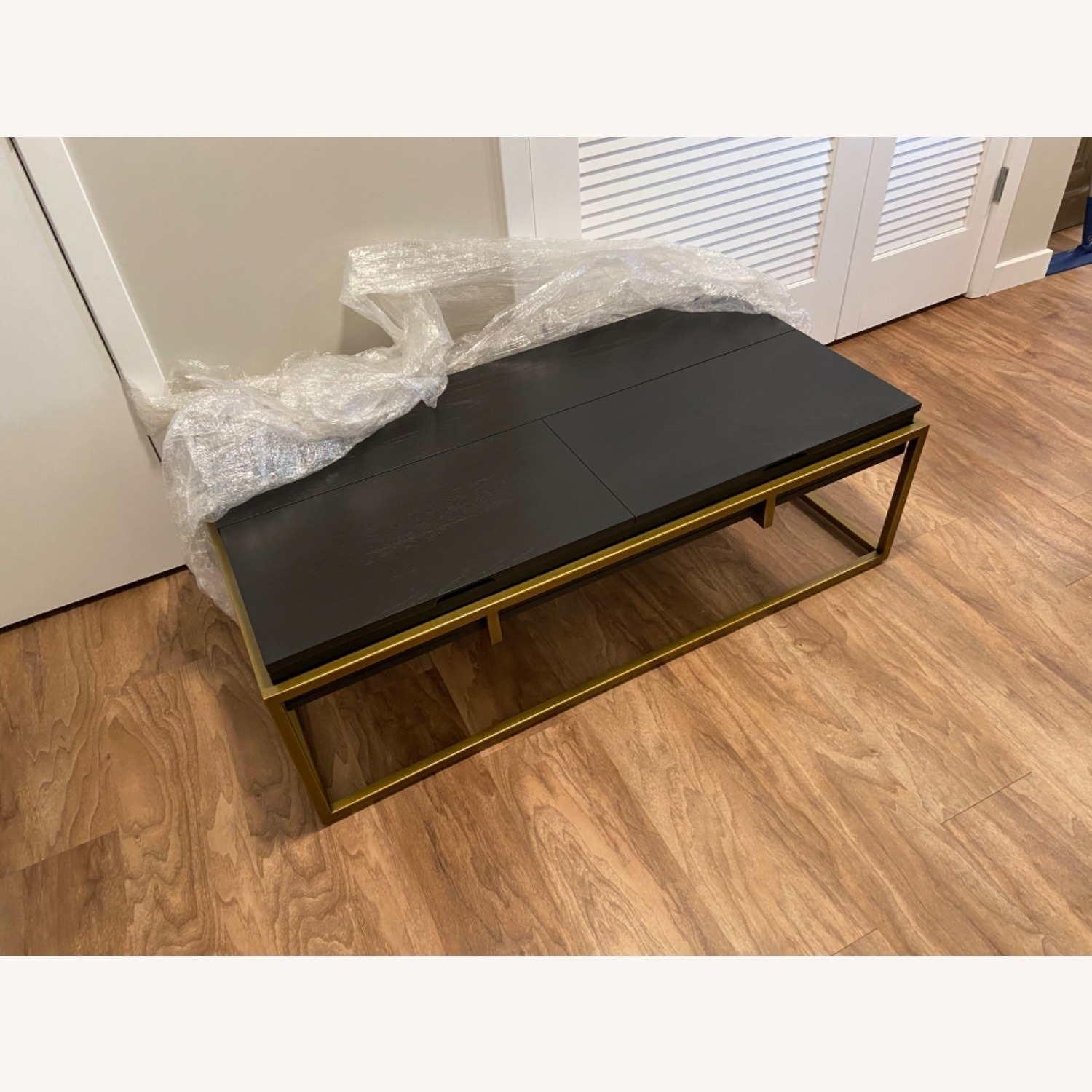 Article Oscuro Black Storage Coffee Table - image-3