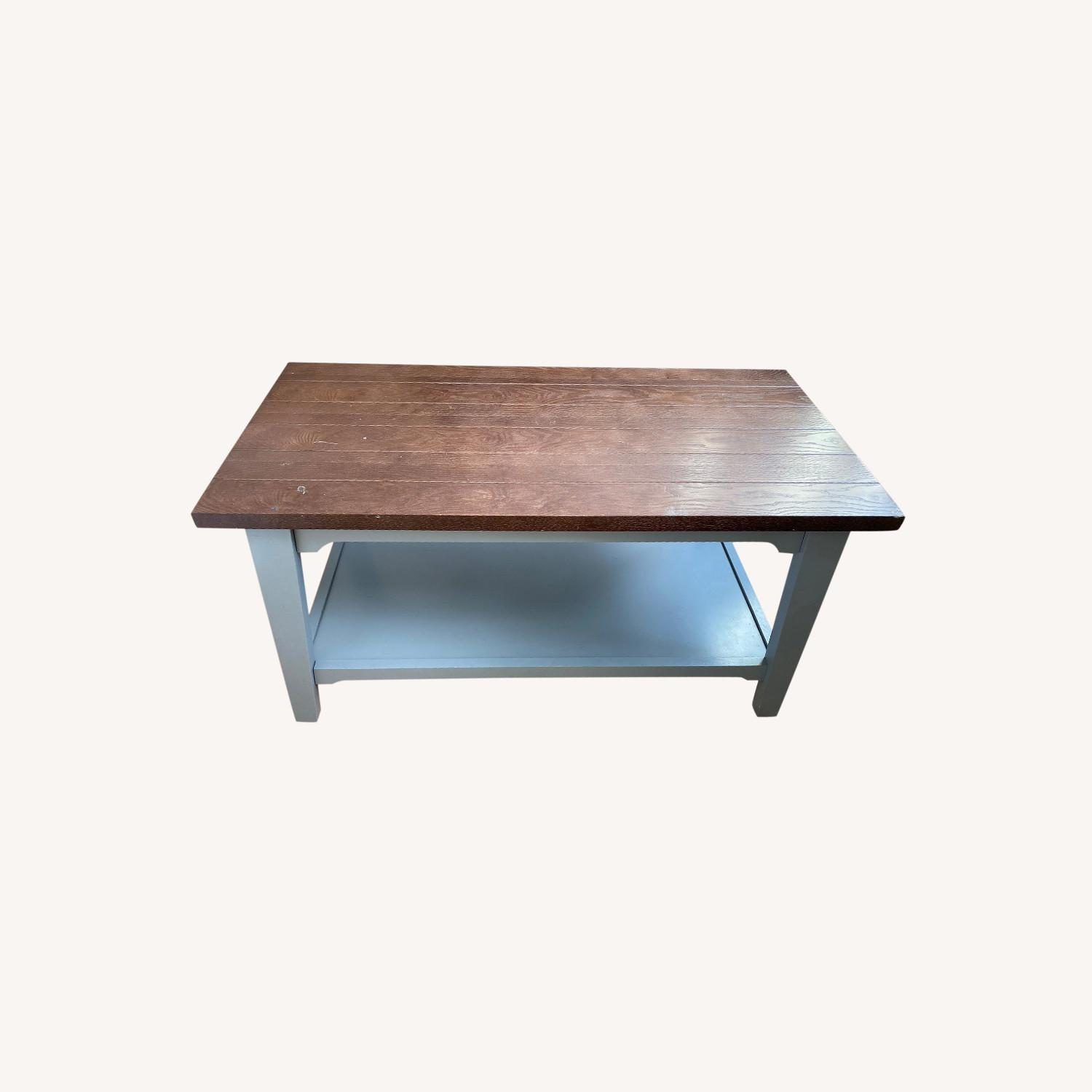 Chatham House Newport Coffee Table in Grey - image-0