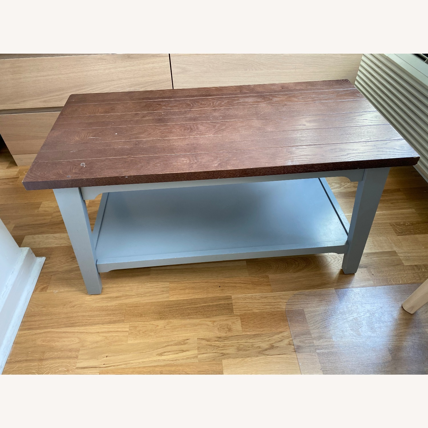 Chatham House Newport Coffee Table in Grey - image-1