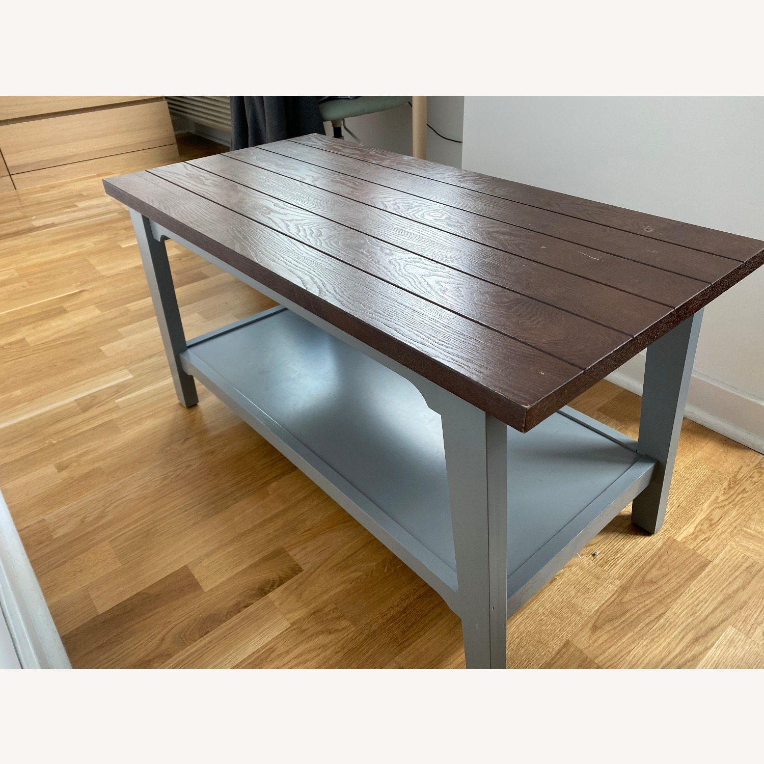 Chatham House Newport Coffee Table in Grey - image-4