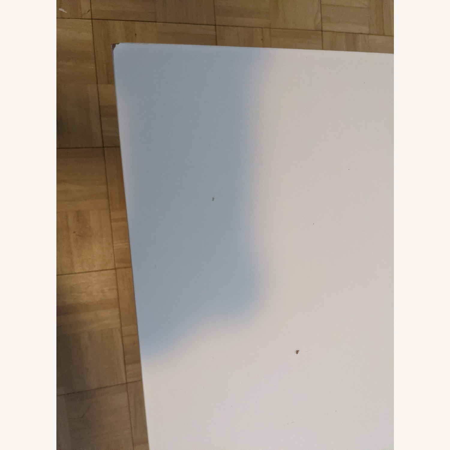 IKEA Linnmon Table Top with Lalle Legs - image-2