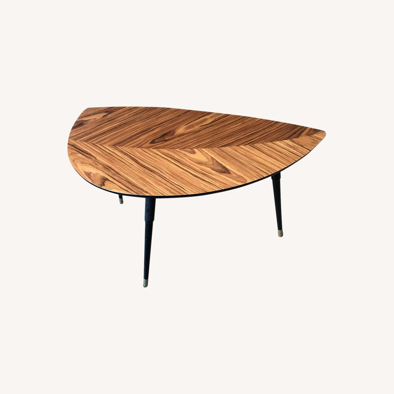 IKEA Leaf Shaped Coffee / Side Table - image-0