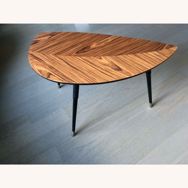 IKEA Leaf Shaped Coffee / Side Table - image-1
