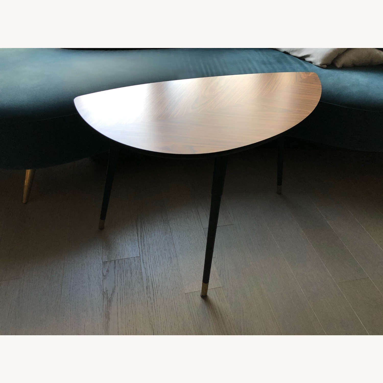 IKEA Leaf Shaped Coffee / Side Table - image-2