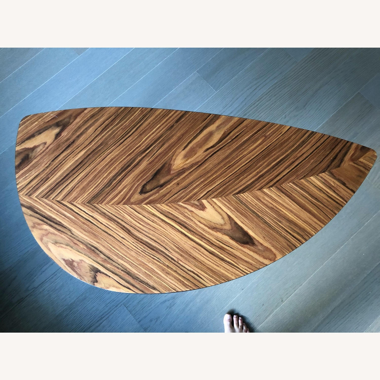 IKEA Leaf Shaped Coffee / Side Table - image-5
