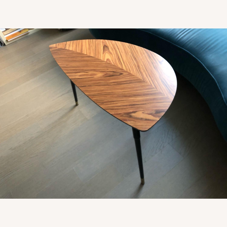 IKEA Leaf Shaped Coffee / Side Table - image-3