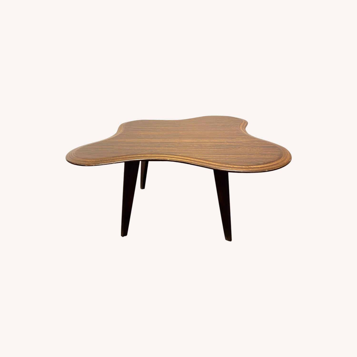 Curved Coffee Table - image-0