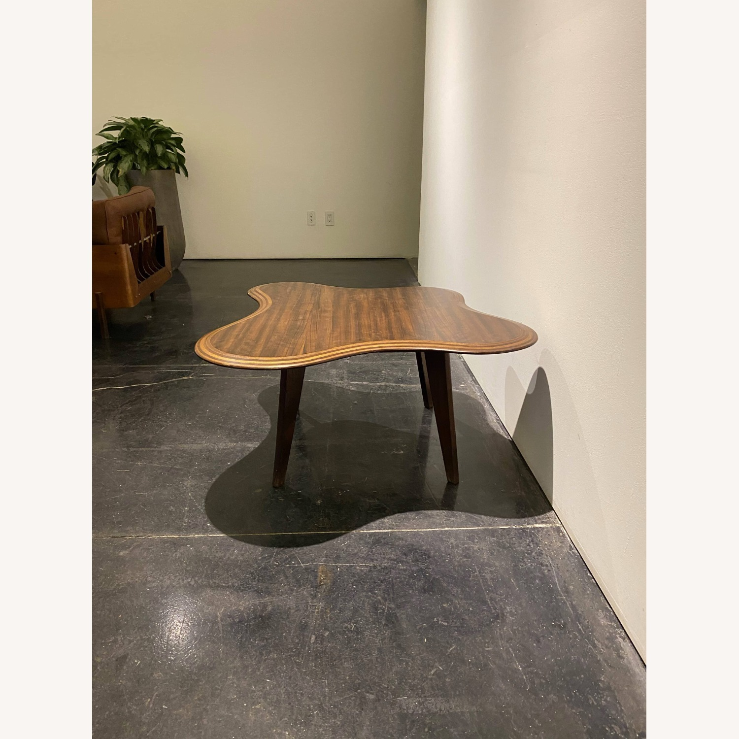 Curved Coffee Table - image-3