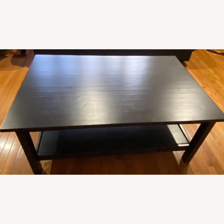 IKEA Black Lack Coffee Table - image-3