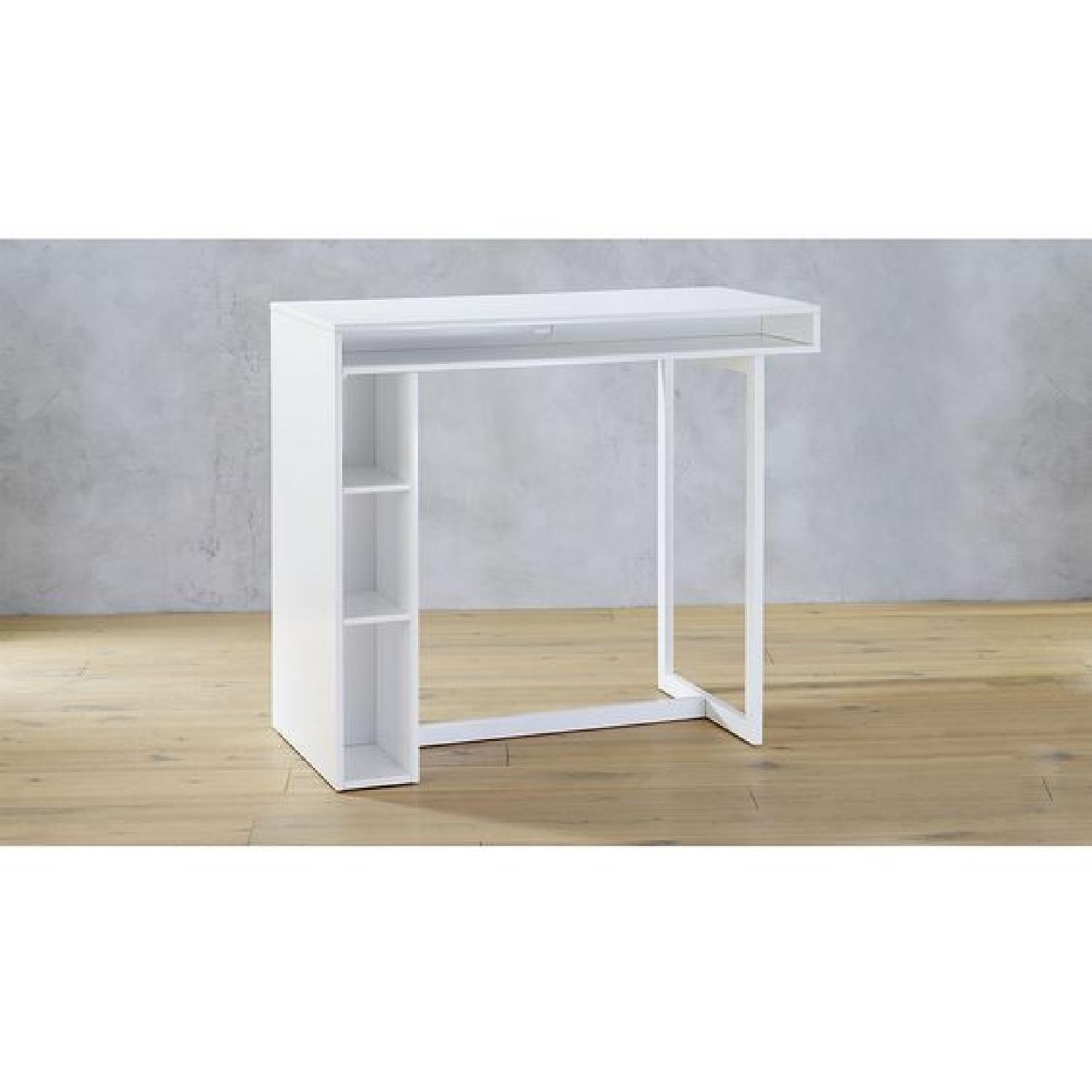 CB2 Public High Dining Table - image-7