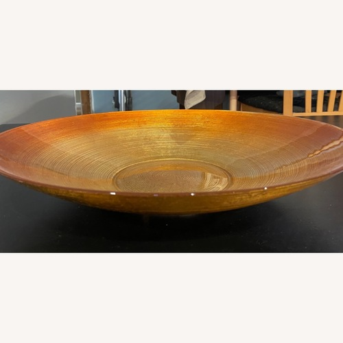 Used Gold Decor Bowl for sale on AptDeco