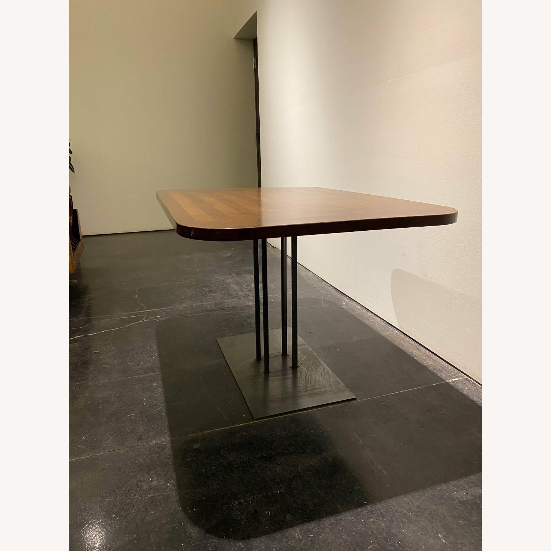 Rectangular Dining Table Round Edges - image-3