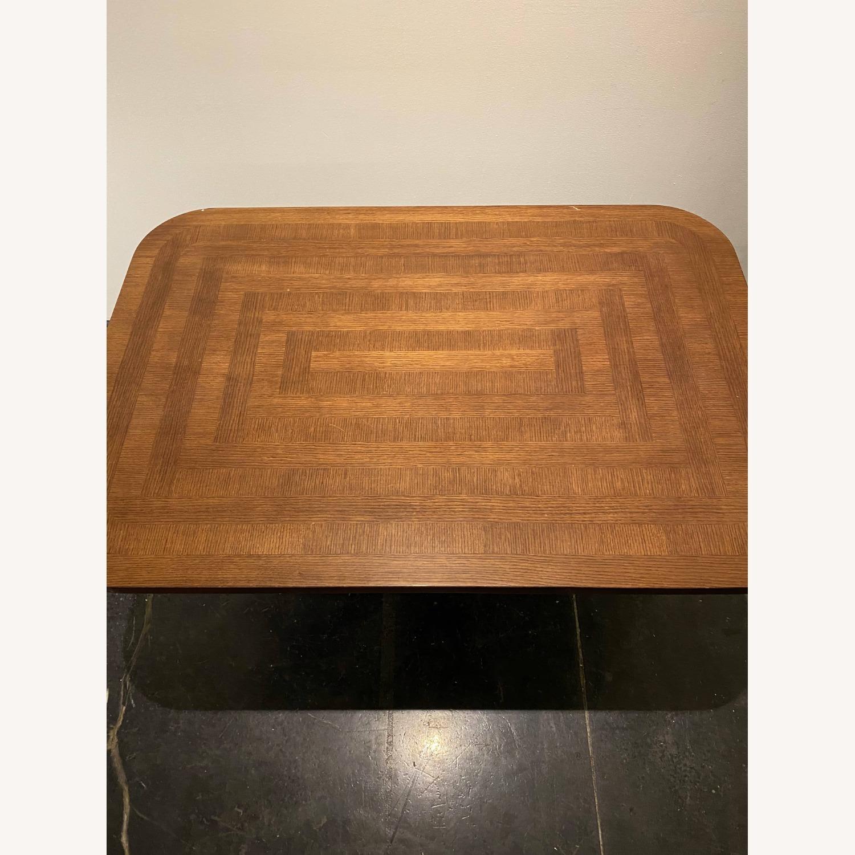 Rectangular Dining Table Round Edges - image-4