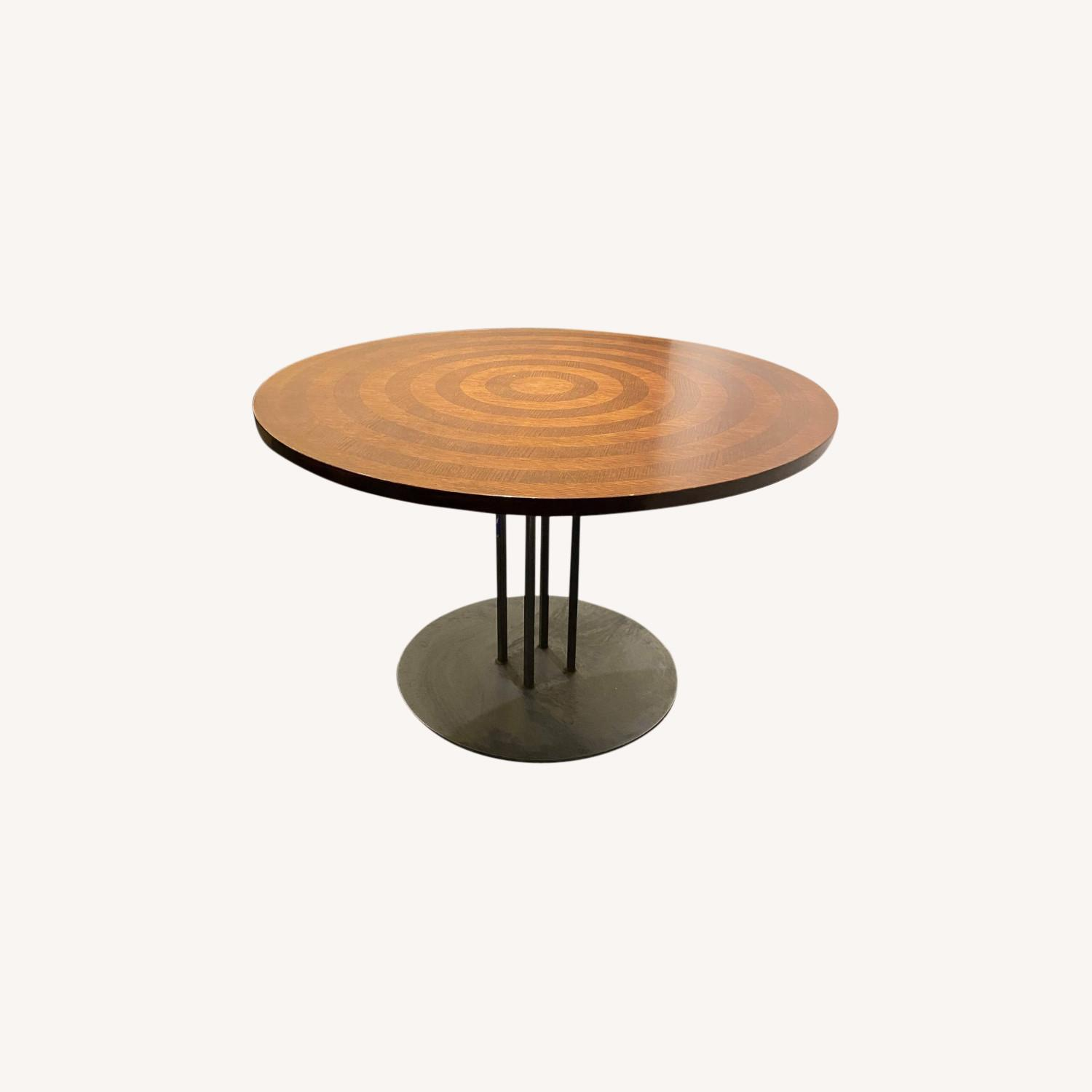 Round Dining Table - image-0