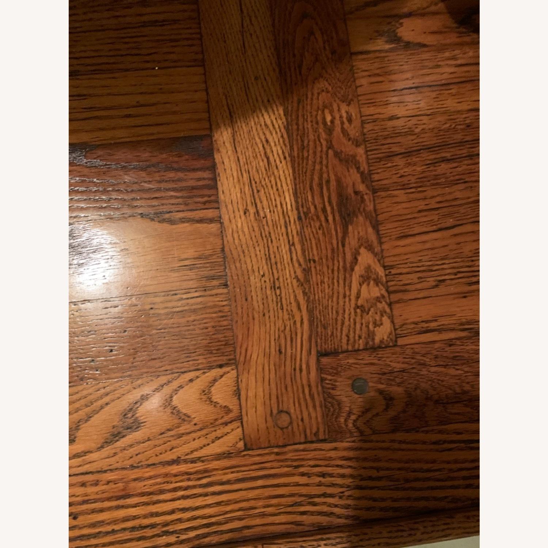 Oak Coffee Table - image-3