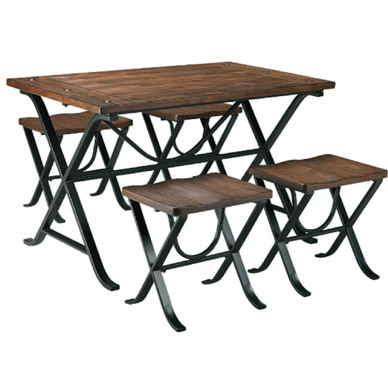 Ashley Furniture Freimore Dining Table - image-4