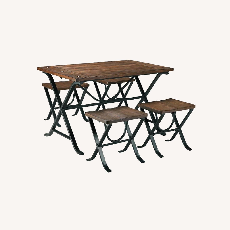 Ashley Furniture Freimore Dining Table - image-0