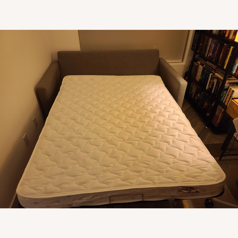 Apt2B Grey Sleeper Sofa - image-3