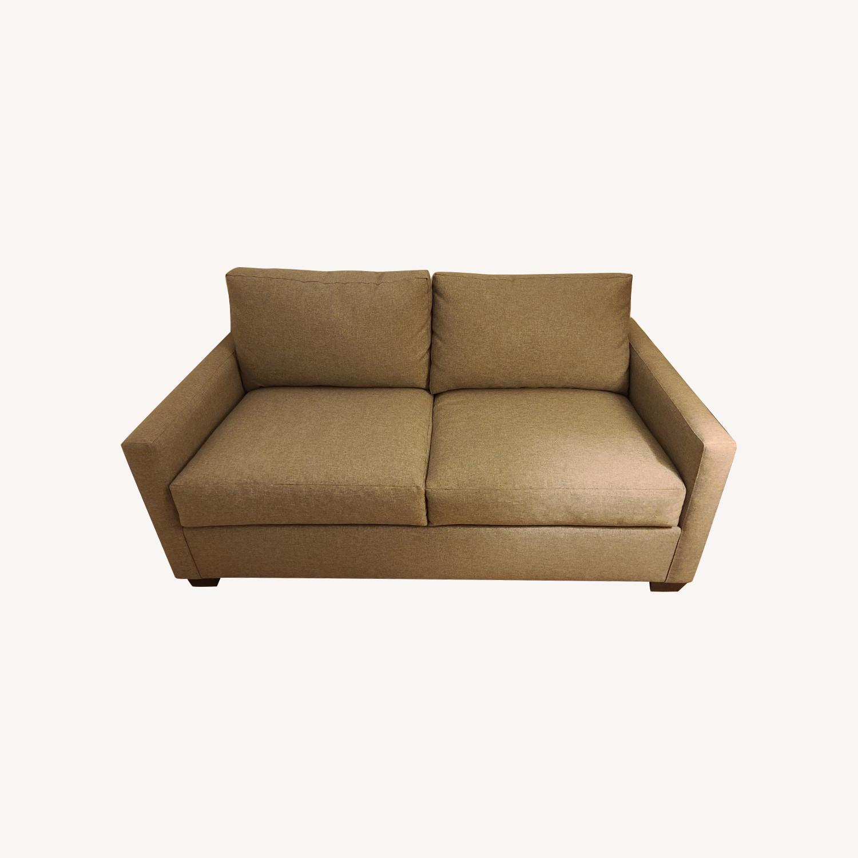 Apt2B Grey Sleeper Sofa - image-0