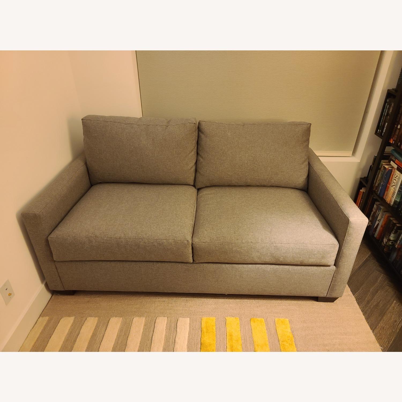 Apt2B Grey Sleeper Sofa - image-1