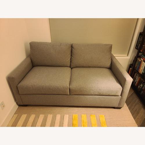 Used Apt2B Grey Sleeper Sofa for sale on AptDeco