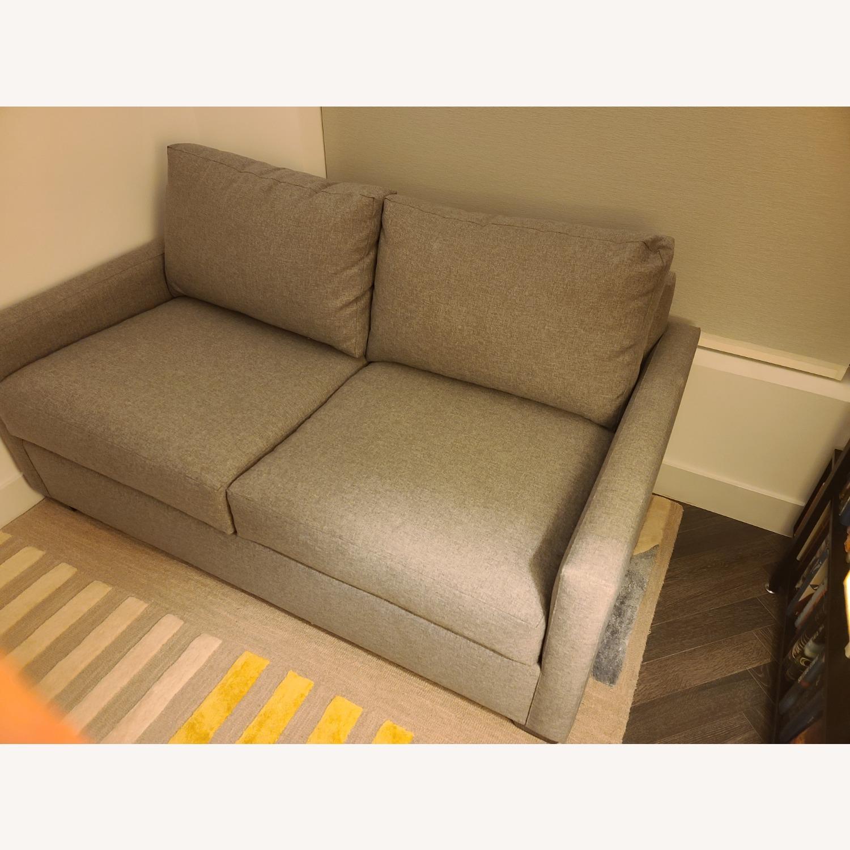 Apt2B Grey Sleeper Sofa - image-2
